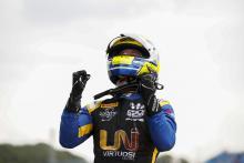Luca Ghiotto, Formula 2, Silverstone,