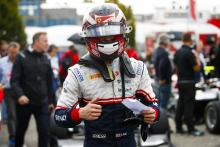 Ferrari F1 junior Ilott takes maiden F2 pole in Italy