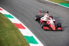Shwartzman charges to Monza F3 win, Peroni in flying crash