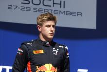 Red Bull F1 junior Vips replaces O'Ward for Super Formula finale