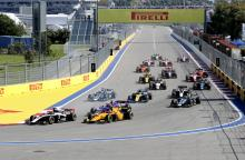 F2 drivers taken to hospital after heavy crash in Sochi