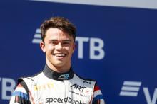De Vries headlines WEC Bahrain rookie test with Toyota