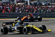Ricciardo encouraged by Renault's US GP performance