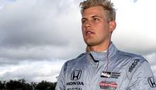 Ericsson: First IndyCar test restored 'passion of racing'