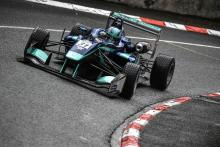 Monger claims first victory since accident at Pau Grand Prix