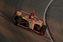 Fuel mileage robs Ryan Hunter-Reay of sure Texas win