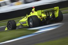IndyCar Grand Prix - Final Results