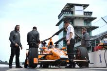 McLaren building 'very experienced team' for Indy 500 entry