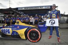Chevrolet Detroit Grand Prix Race 1 - Starting Grid