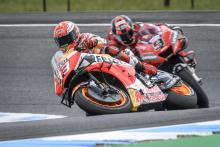 Petrucci: What Marquez did was unbelievable