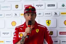 Raikkonen: Ferrari F1 future not in my hands