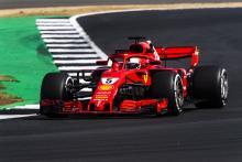 Vettel wants to 'kill Mercedes' magic' at Silverstone
