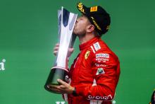 F1 Race Analysis: Vettel channels the spirit of Vi