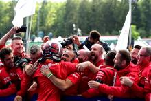 F1 Race Analysis: How Ferrari's split strategies paid off at Spa