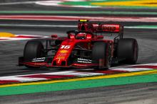 "Leclerc rues small Q2 error with ""big consequences"""