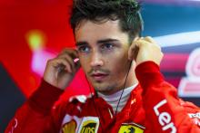 Leclerc identifies toughest challenge of Ferrari move