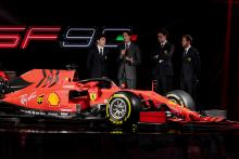 Ferrari confirms launch date for 2020 F1 car