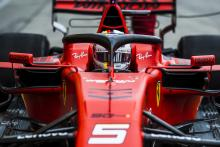 Binotto pleased by talks with Ferrari drivers over team orders