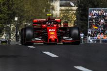F1 Race Analysis: The thinking behind Ferrari's Baku strategy