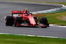 Leclerc surprised by Ferrari's pole challenge to Mercedes