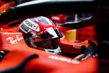 The new Iceman at Ferrari