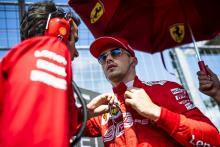 Leclerc no longer feels 'intimidated' at Ferrari
