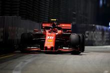 Binotto: Singapore performance not solely down to Ferrari upgrade