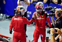 Ferrari F1 team 'bigger than any individual' - Vettel