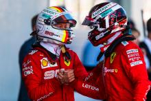 Ferrari will still prioritise Vettel over Leclerc