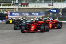 No deadline for F1 calendar completion - Carey