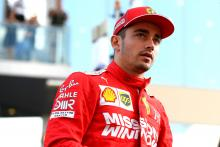 Leclerc reckons second year with Ferrari will be 'easier'