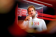 Ferrari has started contract talks with 'first choice' Vettel