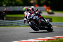 Farmer fends off Ducatis in FP2, Barbera in top five