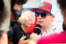 Raikkonen: 'Not a lot went according to plan this season'