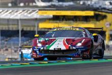 Le Mans 24 Jam - Hasil Jam 6