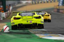 24 Hours of Le Mans - Hour 7 Results