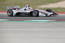 Mechanical issues dash Will Power's hopes to win from pole