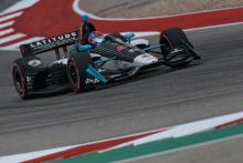Herta becomes youngest IndyCar winner with shock COTA victory