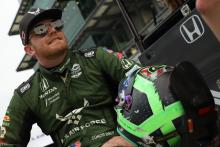 Conor Daly leads Fast Friday, Ed Jones quickest in single-car runs