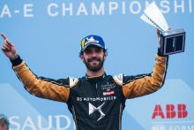 FE champion Vergne 'hungry for more' after Ad Diriyah defeat