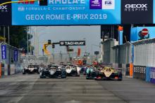 Formula E set to continue racing in Rome until 2025