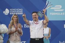 Tai steps down from DS Virgin Formula E team principal role