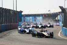 2020 Formula E Marrakesh E-Prix - Race Results
