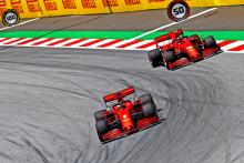 Ferrari hoping 'much hotter' race will aid Austrian GP chances