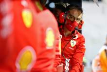 Ferrari complete latest technical reshuffle ahead of 2021 F1 season