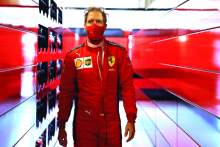 "Vettel ""learned a lot about myself"" during worst season in F1 with Ferrari"