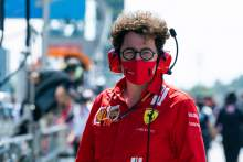 "Ferrari F1 chief ""surprised"" by suggestions of Vettel tension"