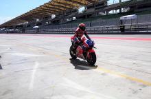 Sepang MotoGP Shakedown test times - Day 2 (2pm)