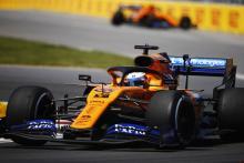 McLaren won't see impact of F1 team changes until 2020