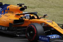 Sainz: Outpacing Ferrari gives McLaren hope for future